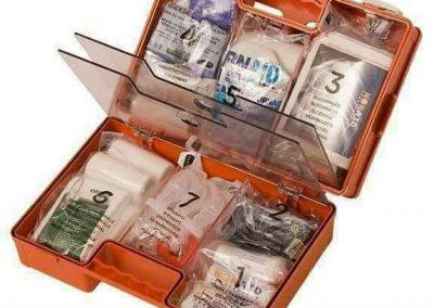 Medium førstehjelpskoffert