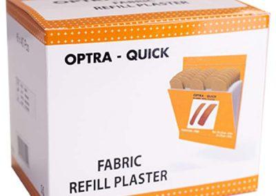 Salvequick Tekstilplaster 40 stk