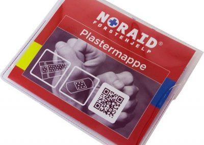 Noraid Plastermappe