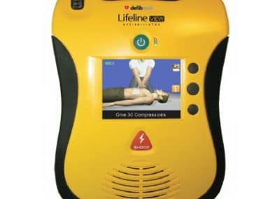 Hjertestarter DefibTech Lifeline VIEW ML