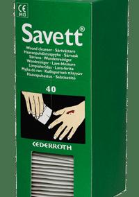 Savett sårserviett refill 3227