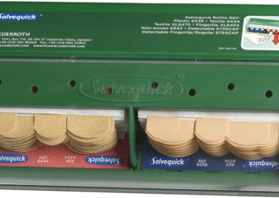 Salvequick plasterutomat 490700 Art.nr: 705466