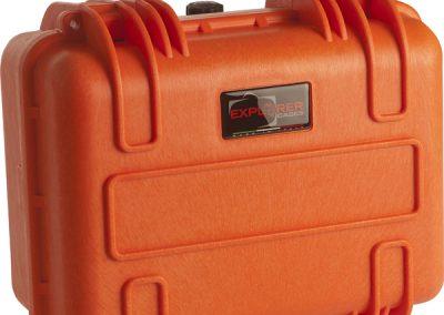 Koffert Explorer til hjertestarar